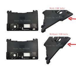 Ordinateur portable asus couvre les cas en Ligne-Nouveau Pour ASUS X550 X550C X550VC X550V X550C Coque de protection inférieure série Series Laptop 13N0-PEA1511 / HDD couverture rigide