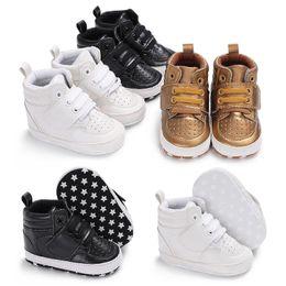 Baby Girl Boy Soft Warm Boots Infant Toddler Recién nacido antideslizante Cuna Zapato 0-18M desde fabricantes