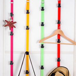 Wholesale Cap Rack Wholesale - 2017 Cheap Door Back Baseball Cap Rack Hat Holder Rack Organizer Storage Door Closet Hanger