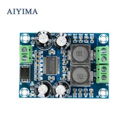 Wholesale mini digital amplifier - XH M311 Mini Digital TPA3118 Audio Board Audio Power Amplifier Module Mono 60W XH-M311 Mini Digital Amplifier Board TPA3118