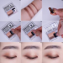 16Brand double couleur rapide ombre à paupières facile Kit Palettes fard à paupières palette oeil magazine maquillage avec brosse DHL gratuit ? partir de fabricateur