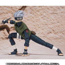 Jouets en bois mobiles en Ligne-Modèle de jouet jouet nouveau cadeau jeunesse ombres à feu âme limitée SHF drapeau bois Kakashi Leiqi mille oiseaux boîte mobile main