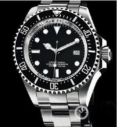 Wholesale Dive Eta - 2018 ETA Top Noob Factory V7 Version Top AAA Mens Automatic Black Dial Watches Men Ceramic Bezel Stainless Steel Watch Dive Auto Date Sea