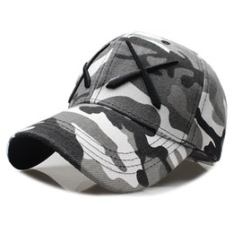 e367f0d38f7 Casquette Camouflage Dad Cap Hats For Men Women Cotton Camo Baseball Cap  Outdoor Climbing Hunting Camo Snapback Hats Army