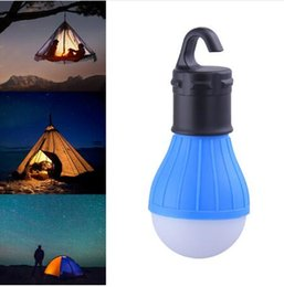 Portable Lighting Portable Lanterns Outdoor Hanging 3led Camping Lantern Soft Light Led Camp Lights Bulb Lamp For Camping Tent Fishing My13_30