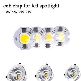 driver di illuminazione led ic Sconti Smart Driver IC LED lampadina COB chip 3W 7W 5W 110V 220V input lampadina integrata