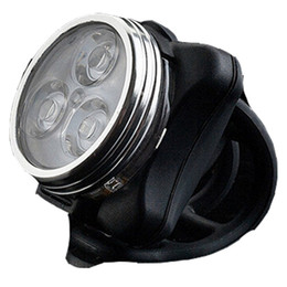 Wholesale Accessories Include - Bicycle Light USB charge 3 LED bicycle front light farol bike rear bike accessories headlight Rainproof Battery Included