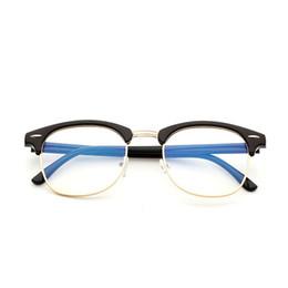 2d05560559e52 Marca anti azul luz óculos de proteção óculos de proteção óculos de armação  de titânio frame gaming óculos para mulheres homens óculos claros desconto  ...