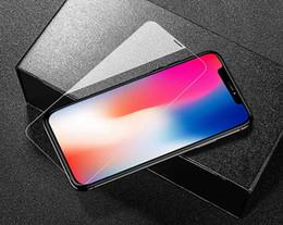 Nuevo iPhone XS vidrio templado, protector de pantalla de portada completa, película protectora del teléfono Iphone XR para iPhone X Accesorios 3D desde fabricantes