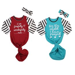 Wholesale Sleep Bags For Babies - New Soft Muslin Cotton Romper Newborn Baby Swaddle Blanket Bath Towel Headband 2PCS Sleeping Bags for 0-24M
