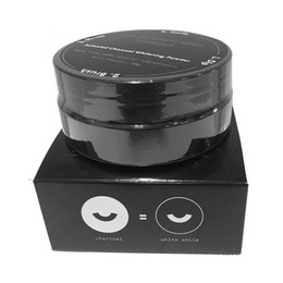 Wholesale Dental Kits Wholesale - Teeth Whitening Powder Coconut Shells Activated Charcoal Smile Powder Tooth Yellow Stain Dental Bleaching Powder Mint Flavor 3006045