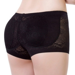 Wholesale Booty Panties - Sexy Booty Removable Pad Seamless Butt Hip Enhancer Underwear Bum Shaper Panties