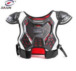 JIAJUN Supporto professionale per bambini Body Spine Armor Gilet Bambini Motocross Armor Sci Back Support Protezione moto posteriore cheap body armor vests da giubbotti per corpi del corpo fornitori