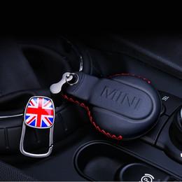 2019 copertura in silicone volkswagen Custodie per chiavi a distanza per auto in vera pelle Custodia protettiva per coperture a conchiglia per mini Cooper F54 F55 F56 F57 F60 Styling