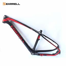 Wholesale Bicycle Frame 26 - EARRELL bicycle frame carbon fiber bicicletas mountain bike 26 27.5 29er carbon road mtb frame brompton fat bike
