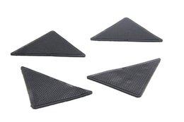 Wholesale Wholesale Washable Rugs - Bathroom 4Pcs Rug Carpet Mat Grippers Non Slip Anti Skid Reusable Washable Grip