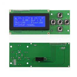 Nastri per stampanti online-5 tasti 20 x 4 Modulo LCD Blacklight LCD con cavo piatto a nastro per stampante 3D