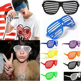 Wholesale Vintage Carnival Dress - Vintage Retro Fun Party Shutter Shades Glasses Eyeglasses Novelty Club Aviator Fancy Dress