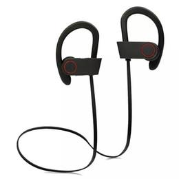 Qing sports casque sans fil Bluetooth Q6U8 suspendus type d'oreille en cours d'exécution fabricant universel imperméable à l'eau ? partir de fabricateur