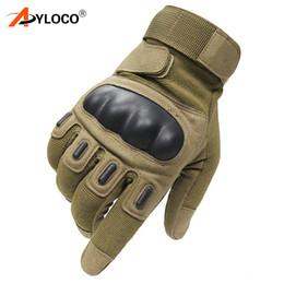 lederkleid handschuhe frauen Rabatt US Tactical Handschuhe Sport Armee Vollfinger Kampf Taktische Handschuhe Rutschfeste Kohlefaser Schildkröte