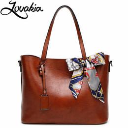 e5876e878c1da 2019 spanische taschen marken LOVAKIA leder handtaschen große frauen tasche  hochwertige casual weiblichen taschen stamm tote