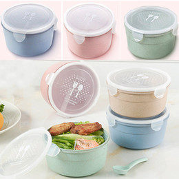 Plastic Food Storage Container Sets UK   Round 3 Grid Lunch Boxes With Lid  Microwave Food