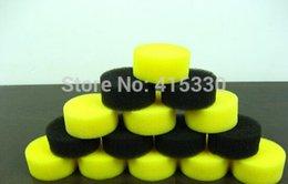 Wholesale Pe Net - collar head (5#) yellow Cloner pucks. Net cup . Cloning collar.Neoprene collars .Cloner collars for hydroponics system(100pcs-pack)