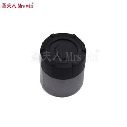 Wholesale Thermal Greases - Newest 30g Gray Nano GD900 Containing Silver Thermal Conductivity Grease Paste Silicone Heat Sink Compound For CPU