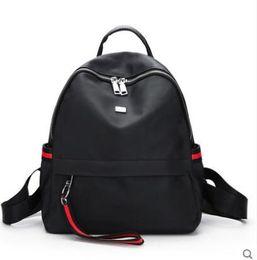 2018 marcas de moda estilo preppy de nylon mochila escolar bolsa para la universidad diseño simple hombres mochila informal mochilas mochila para hombre nuevo desde fabricantes