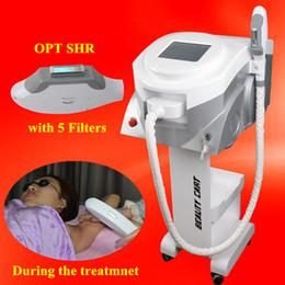 Wholesale medical professionals - good quality professional ipl hair removal machine skin rejuvenation pigmentation vascular removal equipment Medical CE portable