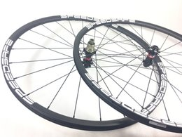 Wholesale 29er Front Wheel - SUPER LIGHT SPEEDSAFE carbon wheelset 29er MTB XC 28mm 22mm deep clincher tubeless straight pull moutain bike carbon wheels