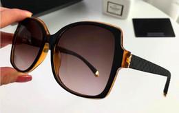 57c9d67fb frame black Desconto Nova designer de moda óculos de sol 5328 preto quadrado  quadro simples mulheres