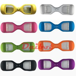 6,5 pouces Hoverboard Housse en silicone multicolore anti-rayures de protection en silicone pour 2 roues 6,5 pouces scooters électriques ? partir de fabricateur