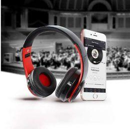 HATOSTEPED Cuffie senza fili Cuffia Bluetooth Cuffie auricolari Cuffie  Auricolari con microfono Per PC musica per telefoni cellulari 14b99cb1796b