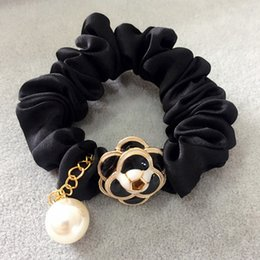 NOUVEAU Smart C matel boucle ronde attaches de cheveux corde de cheveux de luxe accessoires de mode ? partir de fabricateur