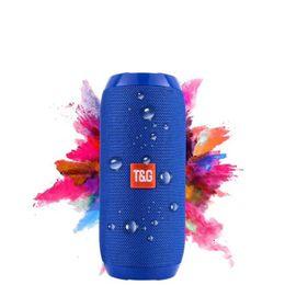 2019 usb-flash-laufwerk lautsprecher-player TG117 wasserdichte mini wireless bluetooth lautsprecher doppelter membran outdoor tragbare subwoofer stereo karte handy computer universal mus