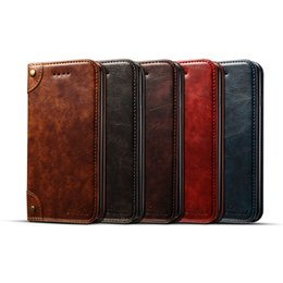 Wholesale Iphone Money Purse - Leather Flip Wallet Cases Card Slot for iPhone 6   6s Slim Fit Protective Back Shell Card Holder Money Purse Kickstand Shockproof Cover Case