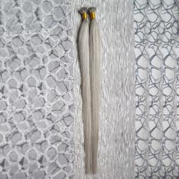 flache fusion menschenhaarverlängerungen Rabatt 100 gr / los Remy Fusion Pre Haarverlängerungen 10