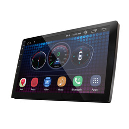 """Wholesale double tv tuner - UGAR 10.1"""" Universal Extended Car DVD Android 6.0 Head Unit Double Din Car Audio Indash GPS Navigation with Bluetooth WiFi"""