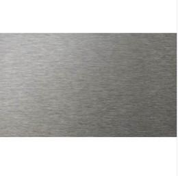 Wholesale Metal Blackboard - 32 Pieces Peel and Stick Stainless Steel Kitchen Backsplash Tiles 3'' x 6'' Silver Brushed Metal Mosaic Wall Sticker