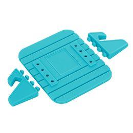 Deutschland Autotelefonhalterung Silikon Dash Pad Matte Anti-Rutsch-Telefonhalterung Desktop-Halter für SmartPhones Telefonständer Versorgung