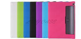 Custodia tablet protettiva in silicone antiurto per Lenovo YOGA Tab 3 10.1