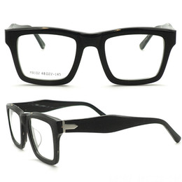 5582b04549 Vazrobe Acetate Glasses Men Women Tortoise Thick Eyeglasses Frames for Man  Fashion Prescription Spectacles Myopia Diopter Female