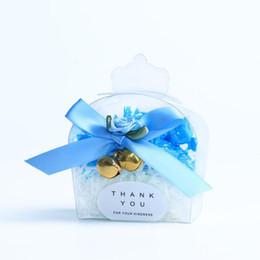 PVC Caixa de Presente de Aniversário Titular Favor Favor do Casamento Caixas De Doces de Chocolate Doces Doces Sacos QW7494 de