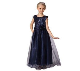 Wholesale dresse for party - Flower Girls Dress Short Dresse For Wedding Party Princess Pageant Dress For Children 6 Colors