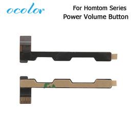 bouton d'alimentation fpc ocolor Pour Homtom 17 20 16 10 HT27 HT30 Mise sous tension Volume bouton Réparation câble FPC ? partir de fabricateur