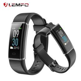 Wholesale Phone Call Tracking - LEMFO Smart Wristbands Fitness Bracelet Heart Rate Monitor Multi Sport Fitness Bracelet GPS Tracking for IOS Phone