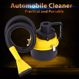 Wholesale Mini Wet Vacuum - New DC12V High Power Wet And Dry Portable Handheld Car Vacuum Cleaner Washer Car Mini Dust Vacuum Cleaner