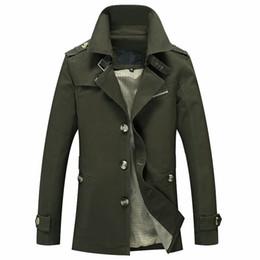 Bolubao New Men Winter Jacket Fashion British Style Brand Clothing Windbreaker Warm Jacket Coat Military Male Jaqueta Masculino S18101802