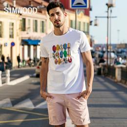 gorra camisetas hombre Rebajas venta al por mayor 2018 Funny Cap Print Design T Shirt Hombres Moda Hip Hop Streetwear Tops Slim Fit 100% algodón Tees más el tamaño 180285